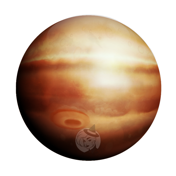 Jupiter will be going prograde in the next 24 hours